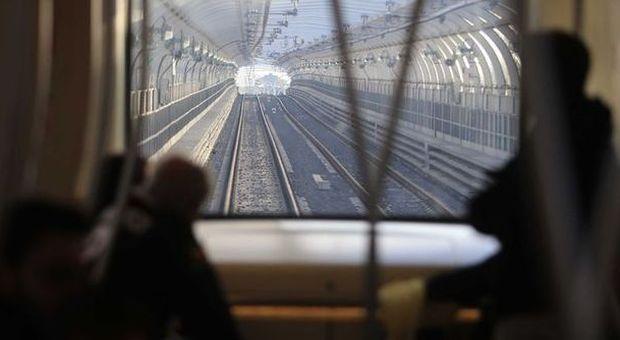 Metro C, apre la Pantano-Centocelle: folla di romani all'inaugurazione