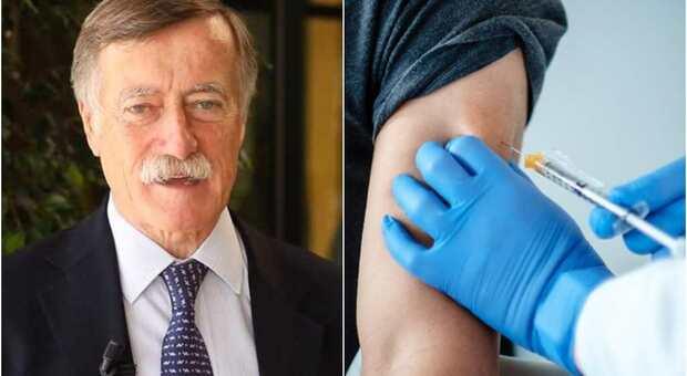 Variante Delta, Andreoni: «Vaccini meno efficaci. Casi anche tra chi ha ricevuto due dosi»