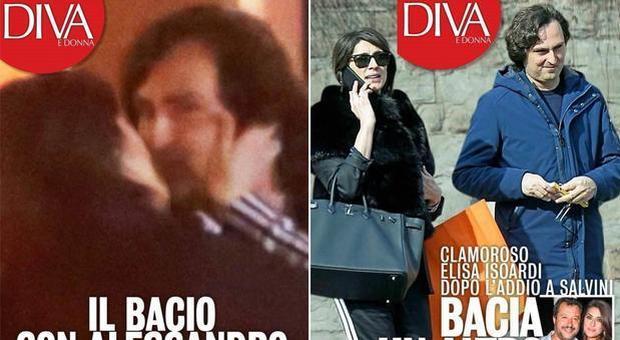 Elisa Isoardi, nuovo amore per la conduttrice: ecco chi è l'uomo con cui si scambia baci