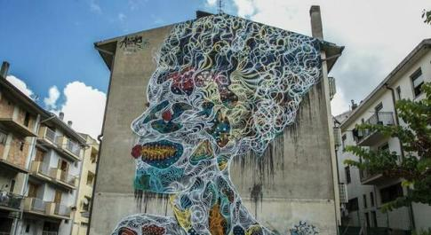 Quando l'arte appartiene a tutti: a Stigliano il Festival dell'Arte pubblica