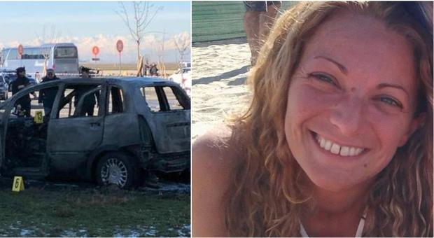 Dà fuoco all'auto dell'ex, lei è gravissima
