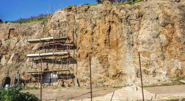Roma, spuntano ad Ardea tombe di 2mila anni fa