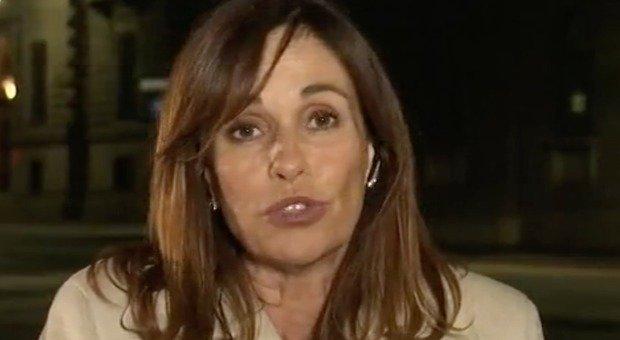 Non è l'Arena, Cristina Parodi e il dramma coronavirus a Bergamo: «Qui si piange in silenzio per non disturbare»