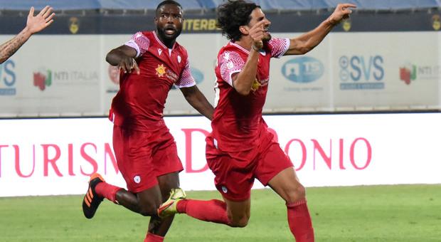 Il Monterosi vince 3-1 a Messina