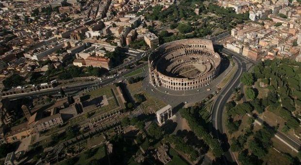 Colosseo E Fori Dal 1 Gennaio Scatta La Rivoluzione