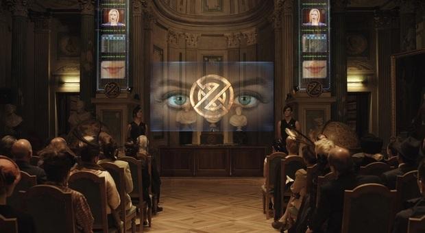 """Una scena di """"The Broken Key"""" film di Louis Nero visibile su Amazon"""