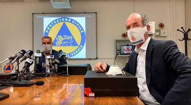 Zaia e il focolaio Covid a Vicenza: «Morto paziente 0 serbo, segnaliamo a Procura l'imprenditore che ha diffuso il contagio»