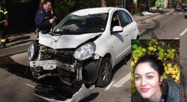 Spoleto piange Alina, uccisa a 26 anni da un'ubriaca alla guida