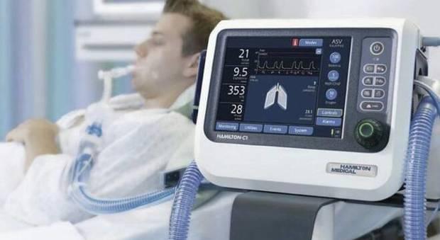 Coronavirus, aquilano produce i componenti per ventilatori a basso costo