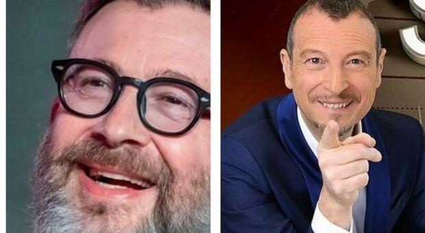 I Soliti Ignoti, Marco Masini ospite-detective: il parente misterioso entra in studio, spettatori increduli