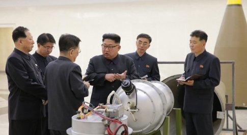 Corea del Nord, testata bomba a idrogeno: pronta per i missili intercontinentali