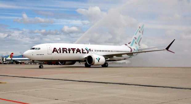 Boeing 737 Max 8, Air Italy pronta a metterli a terra: si attende decisione Enac