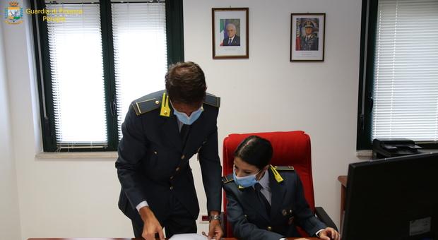 Guardia di Finanza, bancarotta: scatta il sequestro di quote societarie a carico di tre imprenditori, due di Perugia e uno della provincia di Viterbo, operanti nel settore farmaceutico