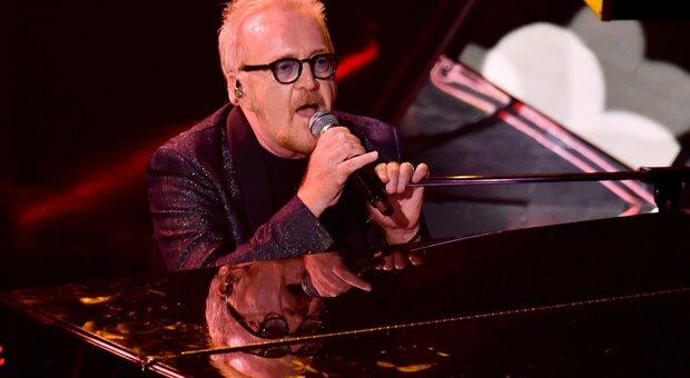 Umberto Tozzi a Sanremo