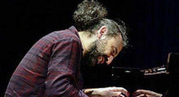 Stefano Bollani suona Mozart a Santa Cecilia diretto da Antonio Pappano