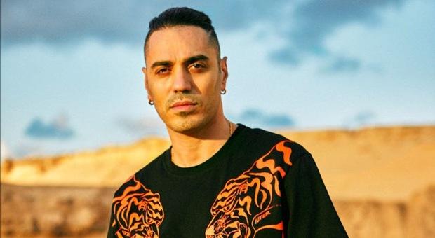 Il cantautore Marracash