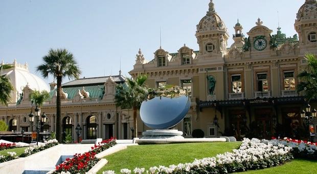 Place du Casino (foto di Visit Monaco)