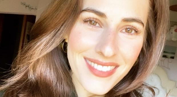 Diana Del Bufalo ritrova il sorriso dopo l'amore finito con Paolo Ruffini