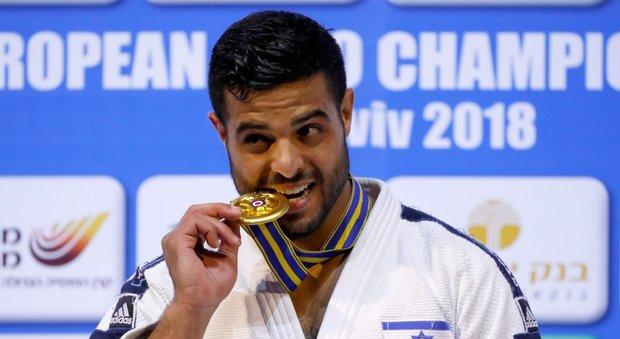 Judo, Europei: Esposito bronzo negli 81 kg, seconda medaglia per l'Italia