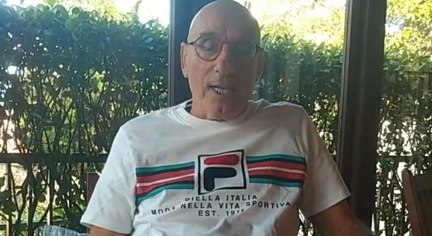 Ciccio Graziani, il dramma dopo la caduta e il ricovero in ospedale: «Un angelo mi ha salvato»