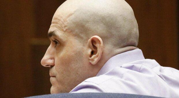 Hollywood, condannato a morte l'omicida Michael Gargiulo: ha ucciso e squartato due donne