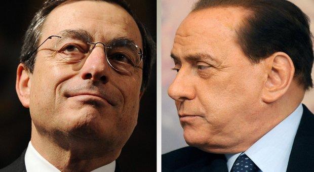 Berlusconi: «Sì a Draghi premier di un governo tecnico. Carfagna? Sua associazione inutile»