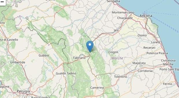 Terremoto vicino ad Ancona: scossa avvertita in tutto il Maceratese