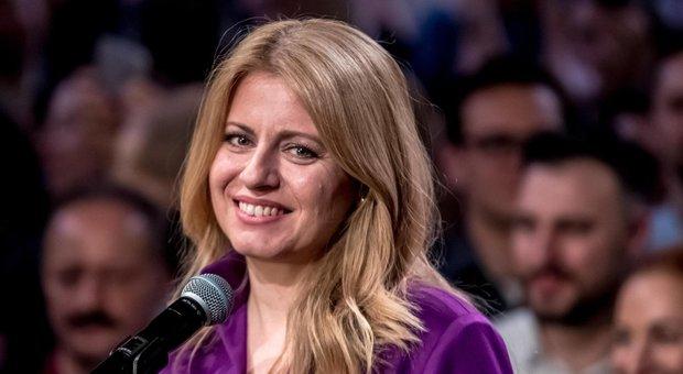 Slovacchia, elezioni presidenziali: vince Caputova con il 58,2%