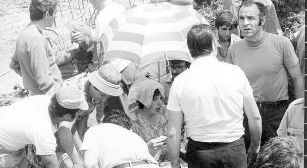 Tragedia del piccolo Alfredino Rampi tre speleologici orvietani tra i soccorritori