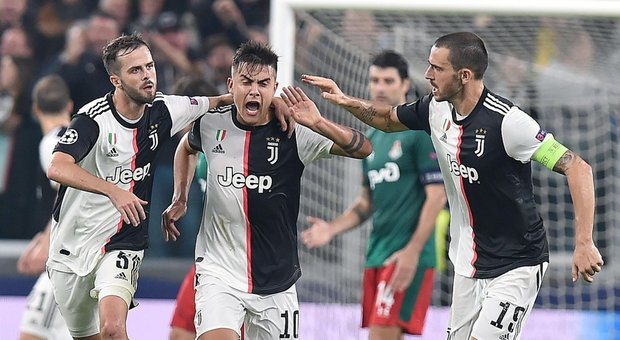 Juventus, la squadra bianconera di Torino