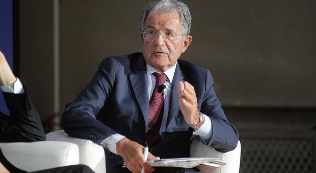 Romano Prodi, ex presidente della Commissione Ue