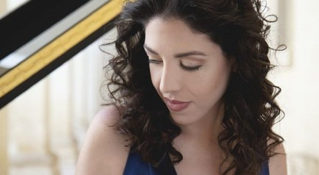 La pianista Beatrice Rana