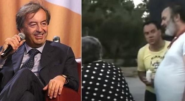 Roberto Burioni cita Mario Brega: «Il vaccino? Semplicissimo. Ma la mano po esse' fero e po esse' piuma»