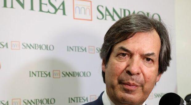 """Intesa Sanpaolo, Messina: """"Saremo motore della crescita sostenibile e inclusiva"""""""