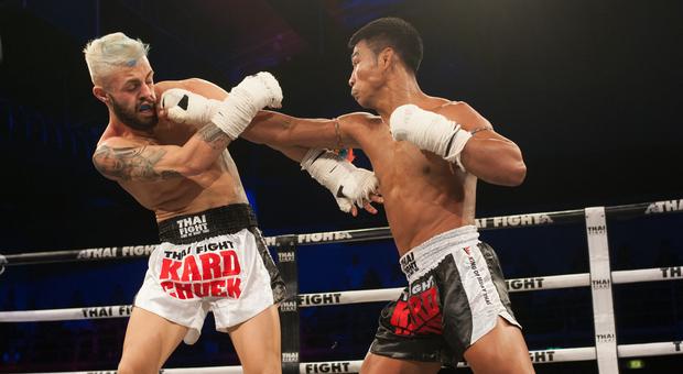 Roma Capitale delle arti marziali: all'Atlantico Live le stelle della Muay Thai