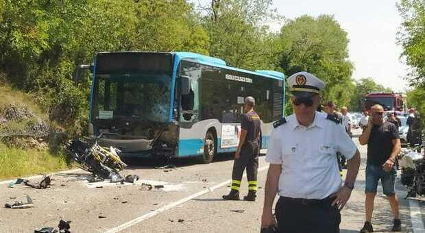 Foto dell'incidente del Tgr Rai del Friuli Venezia Giulia