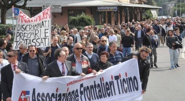 Svizzera, il Canton Ticino vota si a limiti per i lavoratori straieri