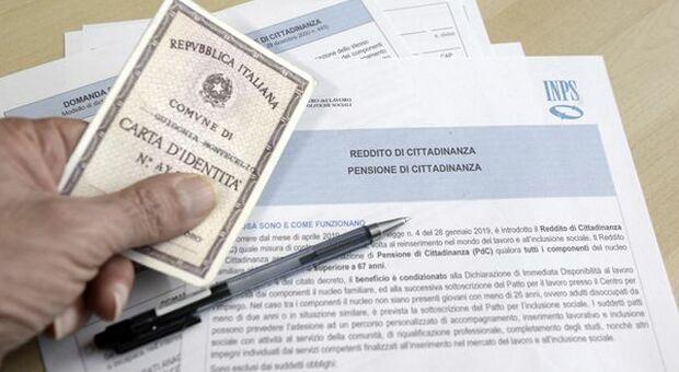 """Reddito di cittadinanza, INPS: """"Numero beneficiari sale 2,8 milioni"""""""