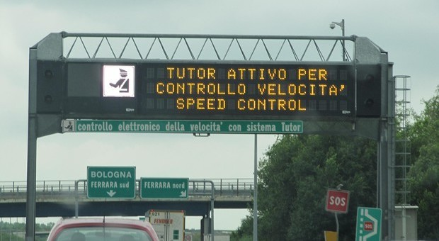 Tutor, vincere ricorso contro multa per eccesso di velocità è possibile: ecco come