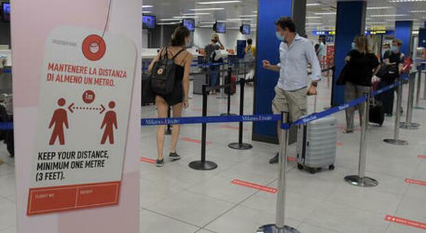 Covid, passeggeri da Malta, Spagna e Gb in isolamento dopo tamponi in Abruzzo