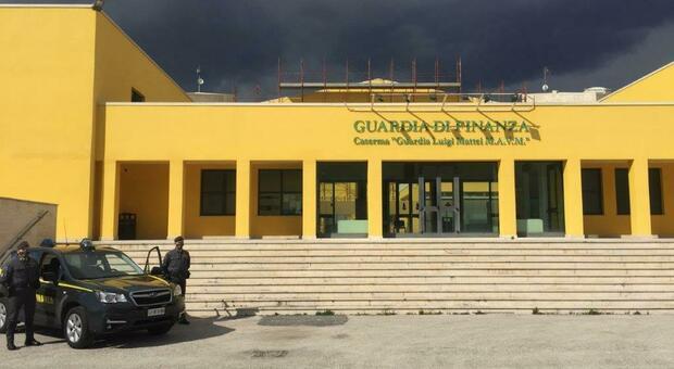 Rieti, residenze fittizie nel cratere sismico: 133 persone denunciate dalla Guardia di finanza