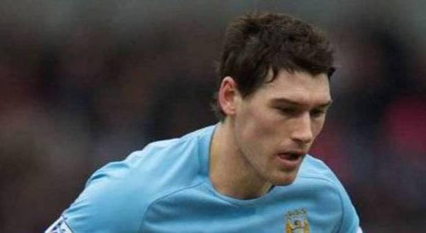 Il calciatore Vlad Marin