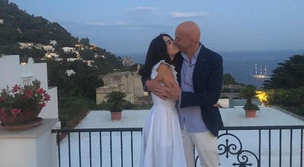 Tiziana Buldini si è sposata, matrimonio a Capri per l'attrice