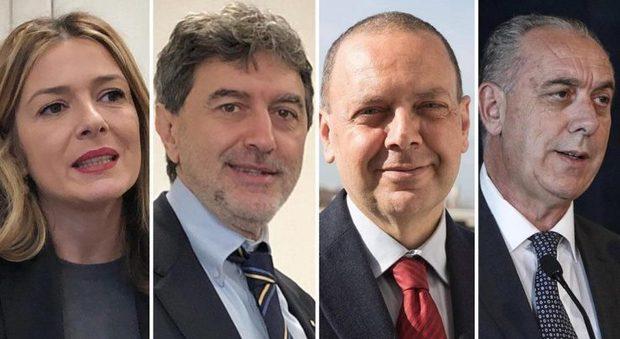Sfida in Abruzzo: Lega e 5Stelle avversari, il Pd punta su Legnini