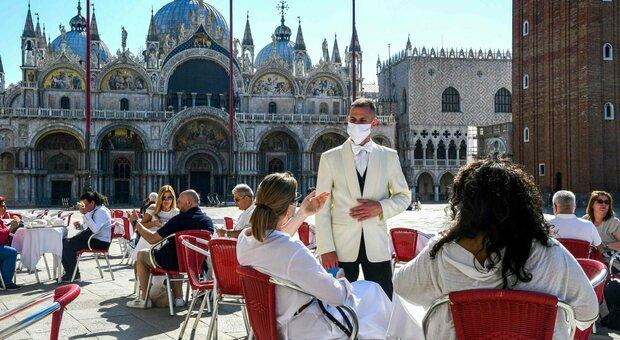 Turismo, in Veneto 10 milioni di presenze in meno. Crisi anche in Sicilia, Toscana, Lombardia e Lazio