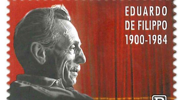 Eduardo De Filippo, un francobollo a 120 anni dalla nascita: trasformò la napoletanità in simbolo universale