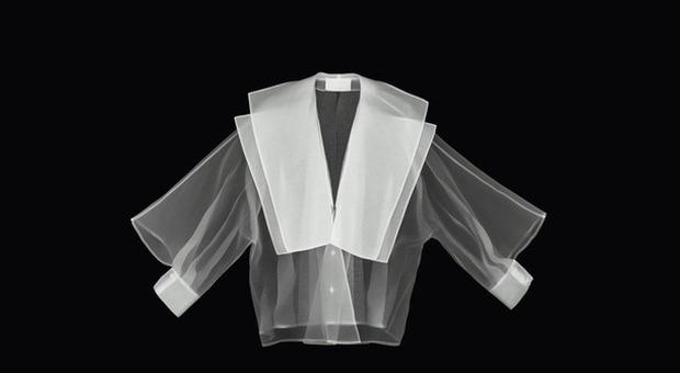 best website c08fe c03e0 Gianfranco Ferrè e le sue camicie bianche, una mostra lo ...