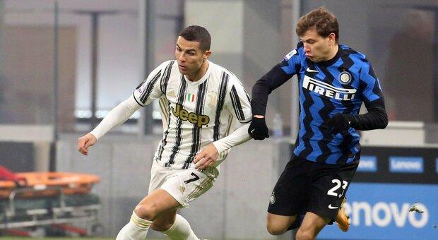 Inter-Juve 2-0: il maestro batte l'allievo. Decidono Vidal e Barella: nerazzurri in vetta