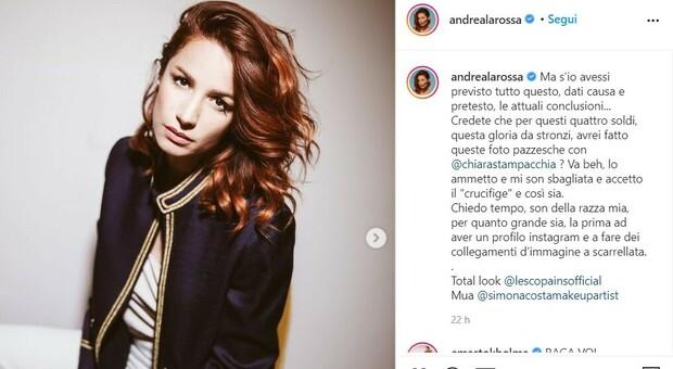 Andrea Delogu in versione Capitan Harlock spopola su Instagram. La dedica a Guccini