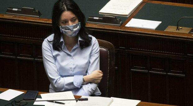 La ministra Azzolina